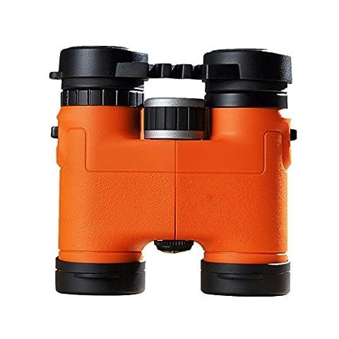 Lihong 8X32 Fernglas High High Definition Low Light Night Vision Pocket, Mini Pink, Blau Film Klassische Mode Tragbar (Zoom Film Kostüm)