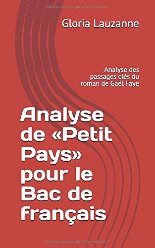 Analyse de «Petit Pays» pour le Bac de français: Analyse des passages clés du roman de Gaël Faye
