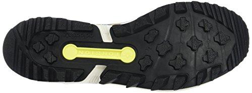 Adidas Zx Flux Winter Scarpe sportive, Uomo Sand/Core Black/Ftwr White