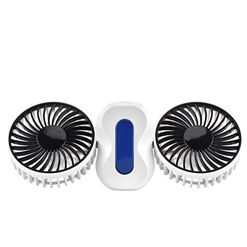 Preisvergleich Produktbild USB Tischventilator, Towinle Leise Ventilator Kreative Ventilatoren Mini Fano Tragbarer Reise Gadgets