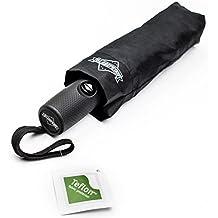 Paraguas plegable automático con revestimiento de teflón – de Globeproof®