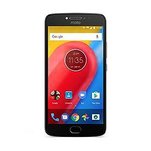 Motorola Moto E4 Plus Smartphone portable débloqué 4G (Ecran: 5,5 pouces - 16 Go - Double Nano-SIM - Android) Gris