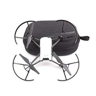Kismaple TELLO Handbag Portable Carry Case Box Storage Bag for DJI Tello Drone and Accessories
