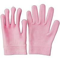 Pinkiou Gel Spa Guantes Suavizar Blanquear la piel hidratante Tratamiento Mano M¨¢scara Guantes de Cuidado (Rosa)