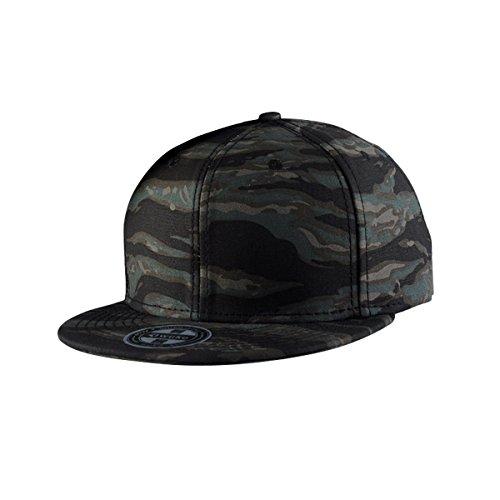 GoGou Unisex-Hüte: Bunte Camouflage Printed Baseballmütze Hip Hop For Men (Style02) (Hüte, Benutzerdefinierte Caps)