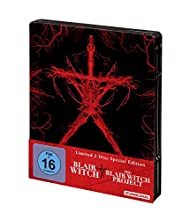 Blair Witch & Blair Witch Project/Steel Edition [Blu-Ray] [Import]