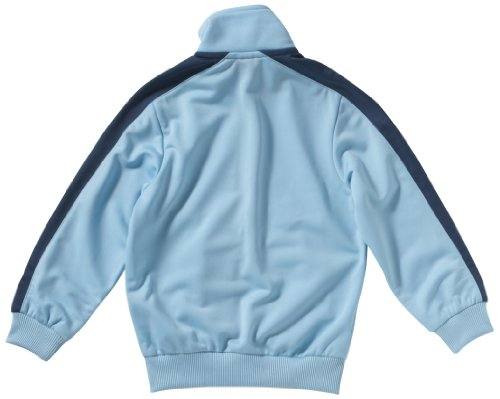 PUMA Jungen Jacke T7 Track sky blue-dark denim