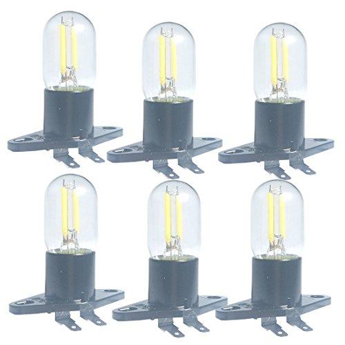 Bombilla LED filamento 1.5 W Z187 microondas, 240