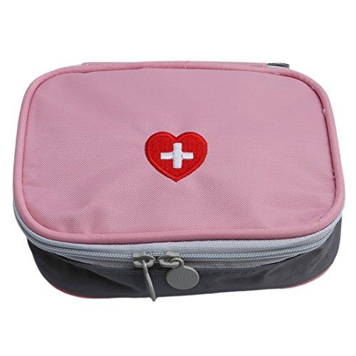 VWH Erste Hilfe Tasche, Notfalltasche, Erste Hilfe Set (rosa)