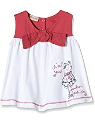 Brums Canotta Jer. Bicolor C/Fiocco, Camiseta de Tirantes Interiores Para Bebés