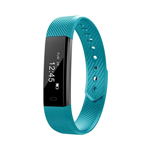Sport Wasserdichte Schritt Armband Sport Intelligentes Armband Fitness Schrittzähler Armband Schlaf Monitor Anruferinnerung