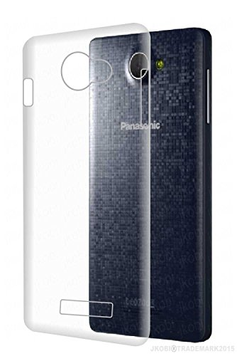 Exclusive Soft Silicone TPU Jelly Transparent Crystal Clear Case Soft Back Case Cover For Panasonic P55 (Not Compatible for P55 NOVO)
