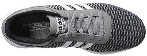 adidas, Scarpe da corsa uomo grigio Nero/Bianco/Grigio 12.5 M US Men Nero/Bianco/Grigio