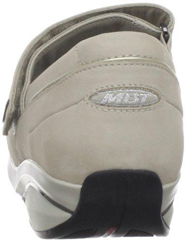 MBT Kesho MJ w 400282 Damen Ballerinas Grau/Tan