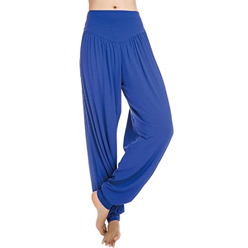 OCHENTA -  Pantaloni sportivi  - Donna Dark Blue