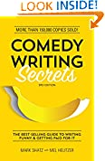 #10: Comedy Writing Secrets: The Best-Selling Guide to Writing Funny and Getting Paid for It