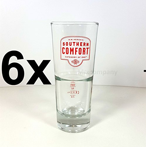 southern-comfort-set-6x-glaser-geeicht-2-4cl