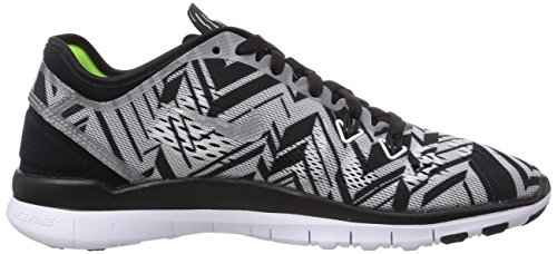 ... Nike Free 5.0 Tr Fit 5 Print, Running Entrainement Adulte Mixte Noir ( black/