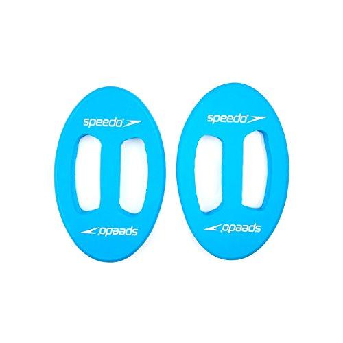 Speedo Erwachsene Anderes Zubehör Hydro Discs Trainingsgerät, Blue, One Size