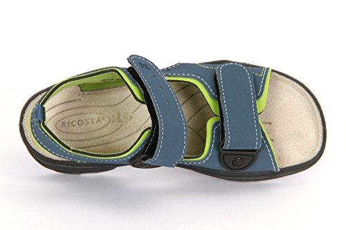 Ricosta  6038500-545, Sandales pour garçon Bleu