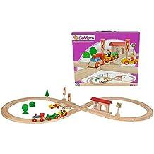 Eichhorn 100001202 modelo de ferrocarril y tren - modelos de ferrocarriles y trenes (3 Año(s), 35 pieza(s), 2,9m)