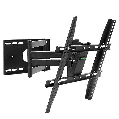 Lumsing® TV Wandhalterung 14-40 Zoll Led Lcd Plasma Schwenkbar Ausziehbar