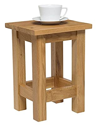 Waverly Oak Sofa Mate Coffee Bedside Table Occasional Hallway End Telephone Lamp Plant Side Table Stool Small Compact - low-cost UK light store.