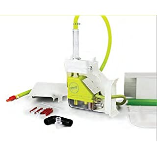 ASPEN Mini Lime silent+ Kondensatpumpe mit Kabelkanal in signalweiss