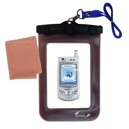 Wetter- und Wasserfeste Tasche für die Samsung SGH-D415