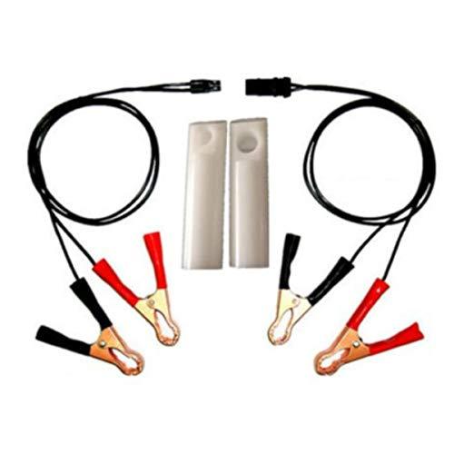 FireAngels - Boquilla de Limpieza Manual de Combustible para el Cuidado del Motor, inyector de Combustible, Sistema de Limpieza de Combustible, Lavado de Coche y Mantenimiento