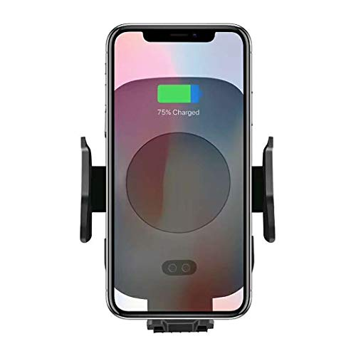 ar Qi Wireless-Ladestation Für Alle QI-fähigen Geräte für iPhone XS Max/XR/XS/X / 8/8 Plus, Samsung Galaxy S10/S9/ S8 / S8 Plus / S7 / Note 8,Nexus, HTC, LG usw ()