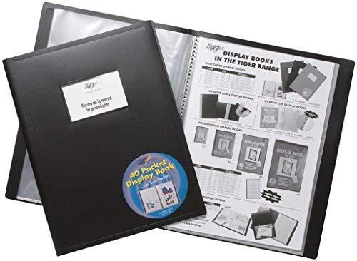 Präsentation Anzeige buchen A3 20 Taschen (Presentation Display Book A3 20 Pockets) - Anzeige Buchen