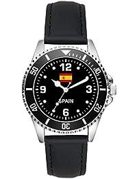 España Españoles Regalo Artículo Idea Fan Reloj ...