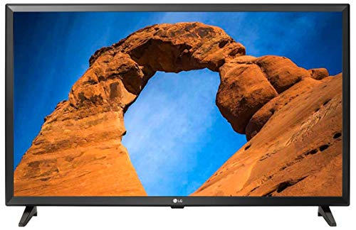 LG 80 cm (32 Inches) HD Ready LED TV 32LK526BPTA (Black) (2018 model)