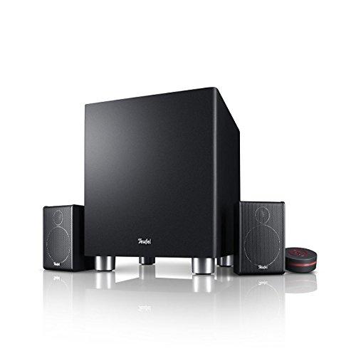 dsp hifi Teufel Concept C - 2.1-HiFi-Komplettanlage für PC, Musik, Film und Konsole