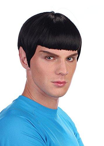 k Stil Raum Mann Perücke (Star Trek Spock Perücke)