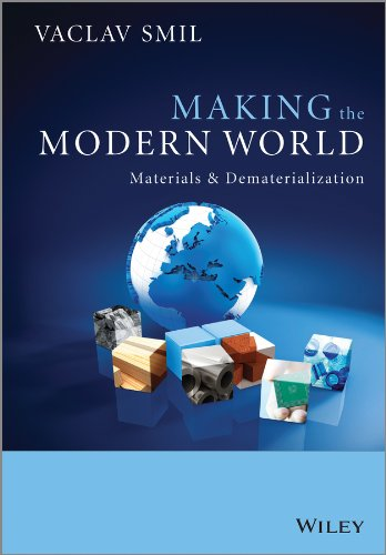 Making the Modern World: Materials and Dematerialization por Vaclav Smil