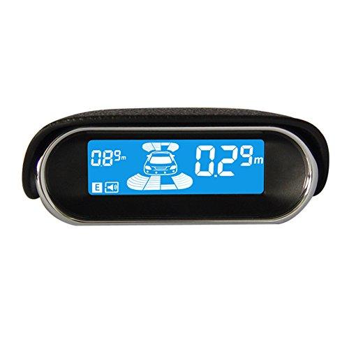 Parcheggio-Sistema-Radar-anteriore-e-posteriore-display-LCD-Auto-Reverse-Backup-Radar-Sistema-con-sensori-di-parcheggio-8-sensori