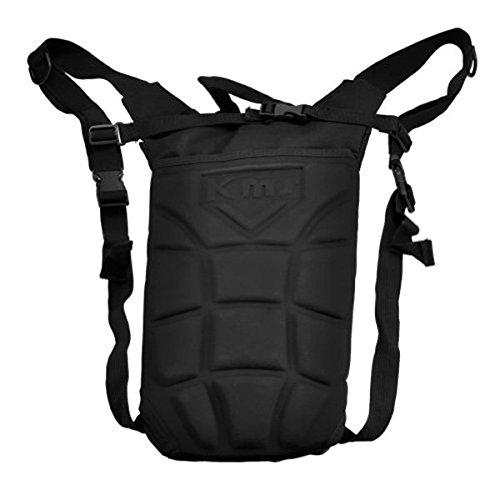 LEORX 3L Wasser Tasche Rucksack Hydration System Blase zum Klettern Wandern Black