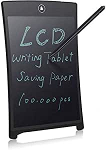 Rewy Y83 Portable Re-Writable LCD E-Pad for Drawing/Playing/Handwriting (Assorted Colour, 8.5-inch)