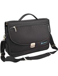 Savebag 12897/40 - Serviette SACOCHE 40 Cm - Noir - 40 x 12 x 29 cm - portage main et épaule