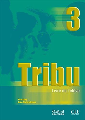 Tribu 3 livre de l'élève