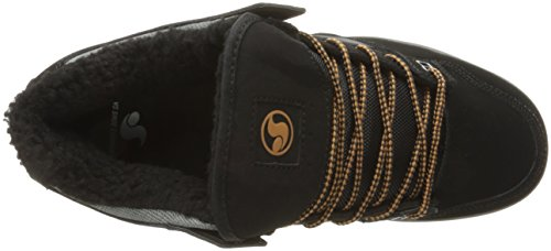 DVS Militia Boot, Scarpe sportive - Outdoor Uomo Black