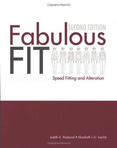 Kostüm Speed Queen - Fabulous Fit: Speed Fitting and Alterations