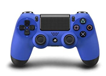 Sony Playstation Dualshock 4 - Wave Blue (Ps4) 5