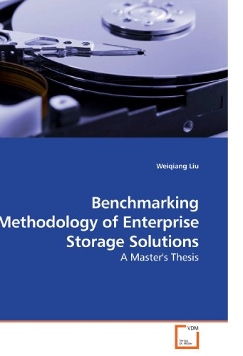 Benchmarking Methodology of Enterprise Storage Solutions: A Master\'s Thesis