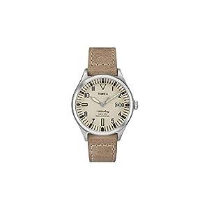 Timex The Waterbury – Reloj (Reloj de pulsera, Masculino, Acero inoxidable,