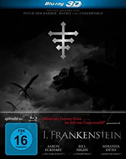 I, Frankenstein - Steelbook [3D Blu-ray] [Limited Edition]