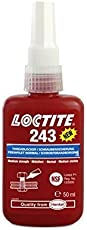 Loctite 243 Threadlocker, Pack Size: 50 Ml