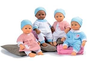 Smoby  - 160166 - Poupée - Baby Nurse Bébé d'Amour - 32 cm - Modèle Aléatoire